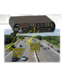 Distance Measuring Traffic Radar